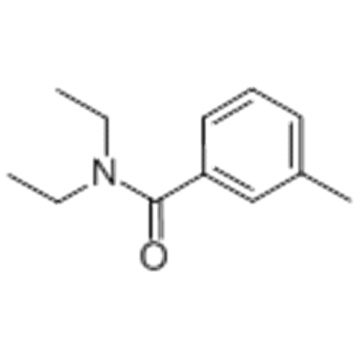 N,N-Diethyl-3-methylbenzamide CAS 134-62-3
