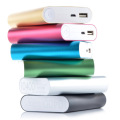 Optional Color 5200mAh 18650 Lithium Powrbank