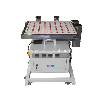 Card Material Manual Spot Welding Equipment