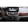 Carsara Android infotainment system for Mercedes Benz E W212