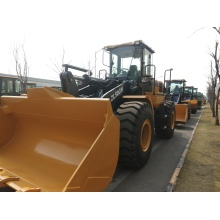 Factory Price 5ton Mini Wheel Loader ZL50gn