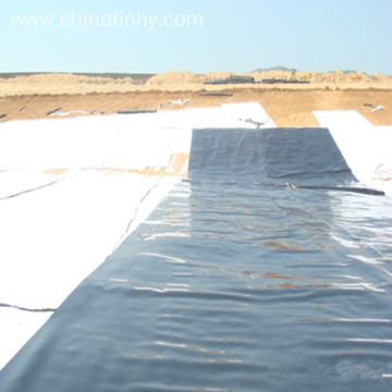 20mils HDPE geomembrans as fish pond liner