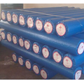100% virgin material in roll tarpaulin