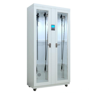 Medical stainless steel storage cabinet
