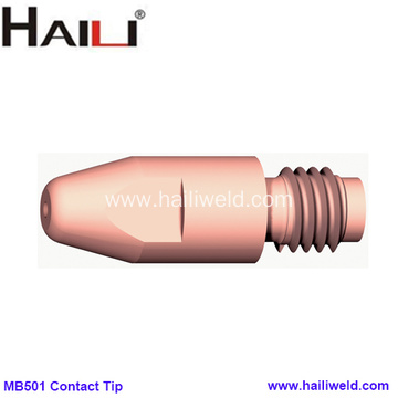 MB501D Contact Tip M8X30MM E-CU and CuCrZr
