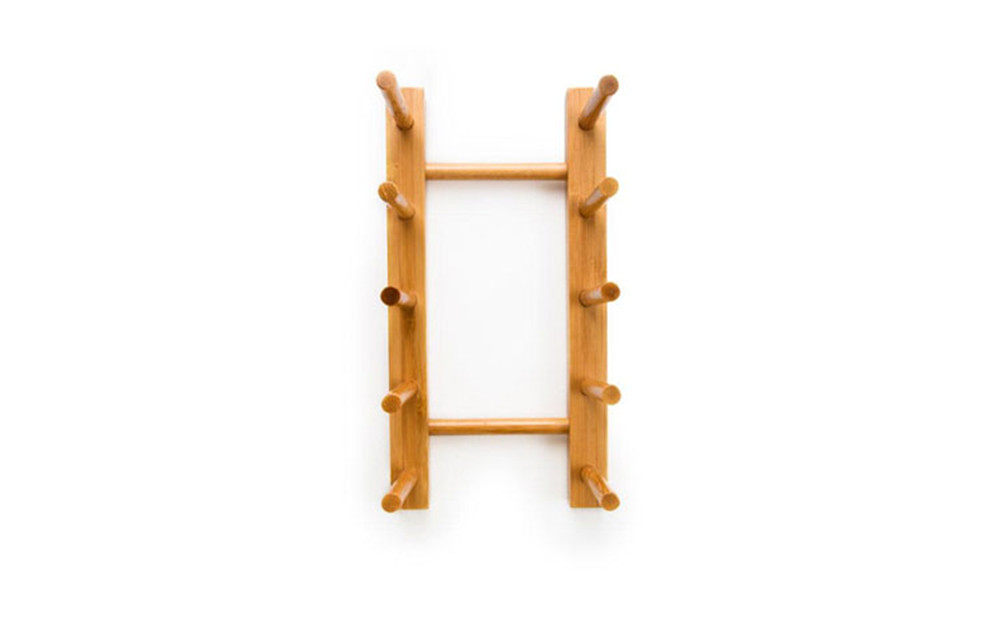 cheap soild wooden shelf
