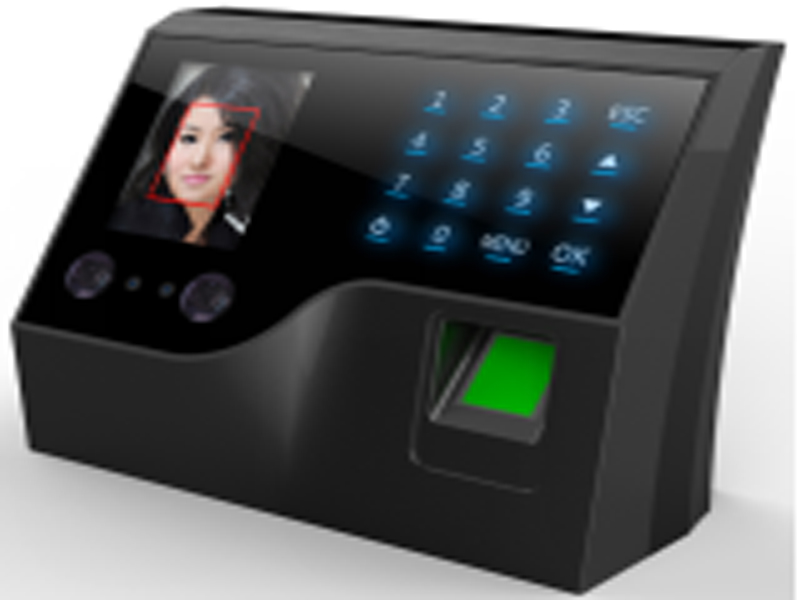 Ethernet time attendance machine