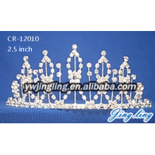 Pearl Rhinestone Crowns And Tiaras CR-12010