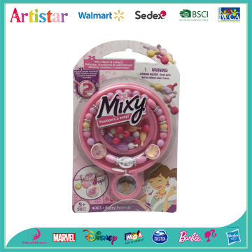 Mixy Farry Friends diy beads craft