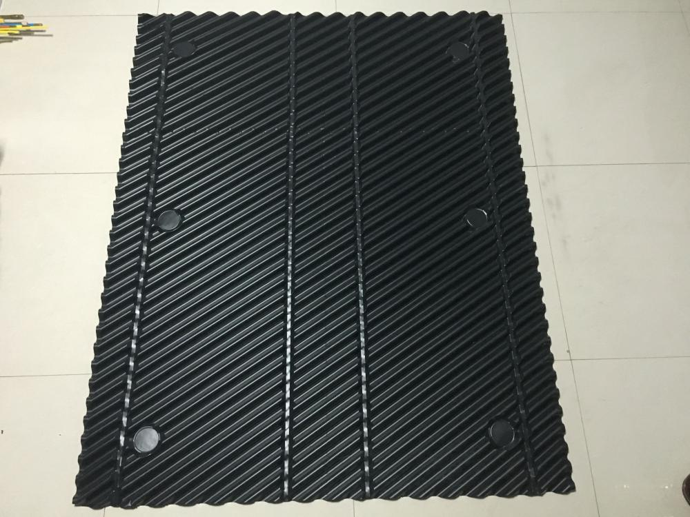 0.75Inch Counter Flow Film Fill For Cooling Tower