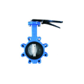professional ductile iron body of butterfly valve for oil