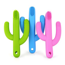 infant cactus teething toys