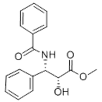 Benzolpropansäure, b - [[(1,1-Dimethylethoxy) carbonyl] amino] -a-hydroxy-, methylester, (57279284, aR, bS) - CAS 124605-42-1