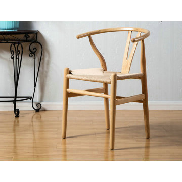 Good Quality for Replica Dining Chair Wegner Wishbone Chair solid wood dining chair supply to Japan Suppliers