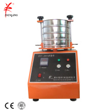 Lab vibrating soil sieve shaker analysis equipment