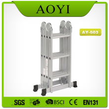 factory low price Used for Folding Ladder With Hinges Best quality aluminum folding ladder supply to Zimbabwe Factories