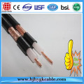7/8 Corrugated Coaxial Cable for CCTV Copper CCS with High Quality
