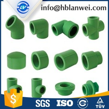 Professional Design for PPR Pipe Fittings PPR ELBOW PN25 PPR PIPE FITTINGS supply to France Factory