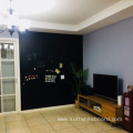 Peel Stick Black Chalkboard Wallpaper Per a casa