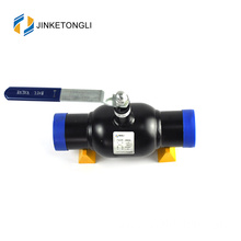 china supplier factory directly double seal steel air ball valve