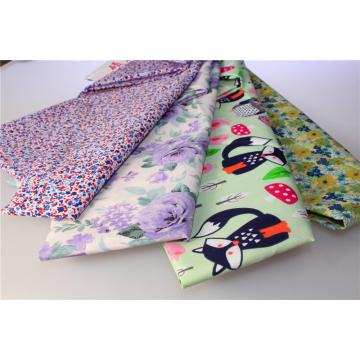 65 polyester 35 cotton fabric printed fabric