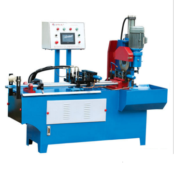 Automatic hydraulic pipe bending machine