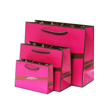 Luxury Paper gift bag shopping bags