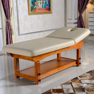 Mesa de massagem spa corporal