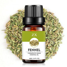 100% pure natural fennel oil for diffuser