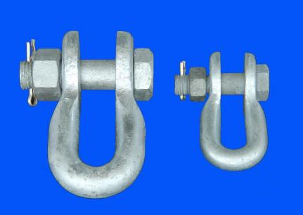 U Shackle for Overhead Power Line Hardware