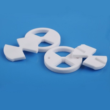 Two Sides Ground Ceramic Disc Fitting