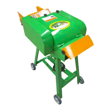 cow straw feed rice straw cutting machine
