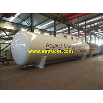 100m3 Large Propylene Gas Tanks