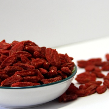 Size 380 Low Pesticide Dried Goji
