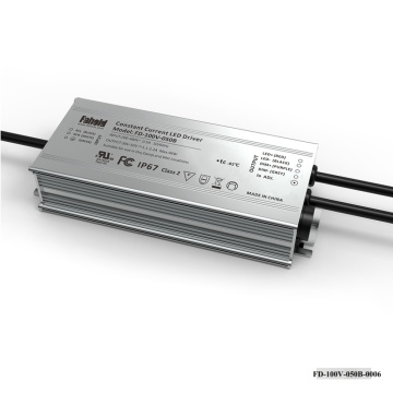 Transformador de LED de 100W 480VAC DC
