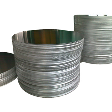 Aluminum disc for pot   size 0.6mm