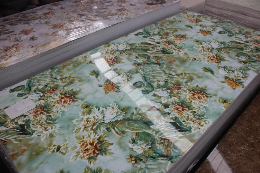 PVC Interior Marble Table Sheet For Sale