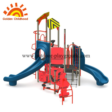Commercial Kids Outdoor Playground Equipment