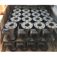 Ductile Iron Flanged UnderPressure Tee