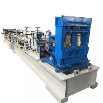 C Purlin Cold Forming Machine