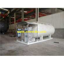 10 Ton Cooking Gas Skid Filling Stations
