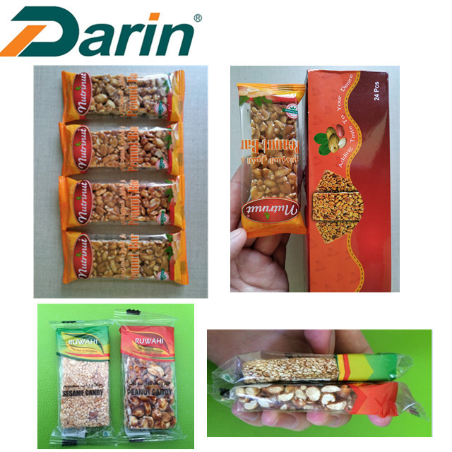 Sesame Bar Muesli Bar Peanut Candy Cutting Machine