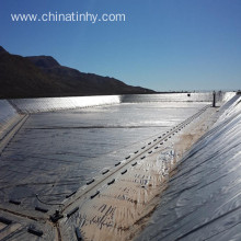 ASTM 100% Virgin Material 1.5mm HDPE Geomembrane