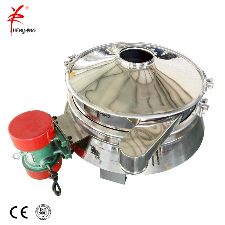 Finex powder compact sieve separator machine