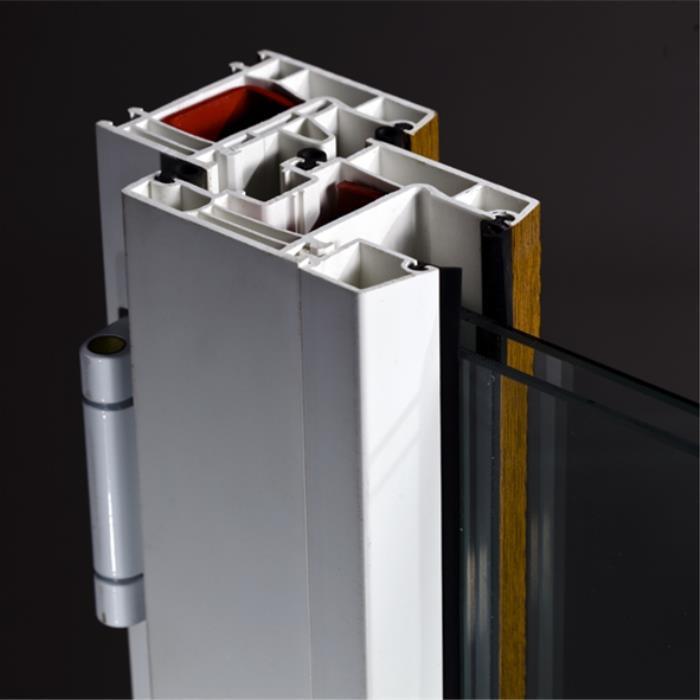 plastic profiles for pvc windows