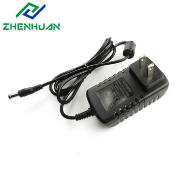 12 V 2000mA DC Power Adapter Certificado UL