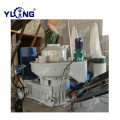 Hot sell agricultural waste wood pellet machine