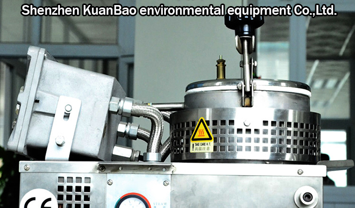A10Ex CNC Solvent Recycling Machine