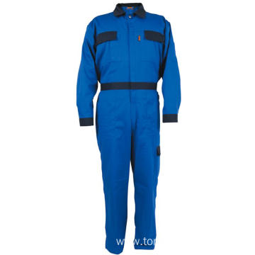 Factory Price Blue Tc Workwear Overall