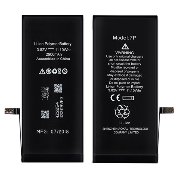 High Quality for Apple iPhone 7 Plus Battery With TI IC 0 Cycle Replacement Battery 0 cycle iPhone7 Plus Battery Replacement with TI export to Indonesia Wholesale